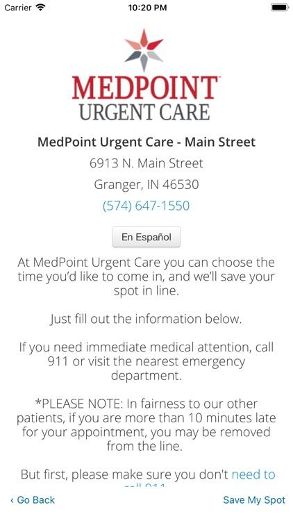 Beacon MedPoint Urgent Care screenshot-3