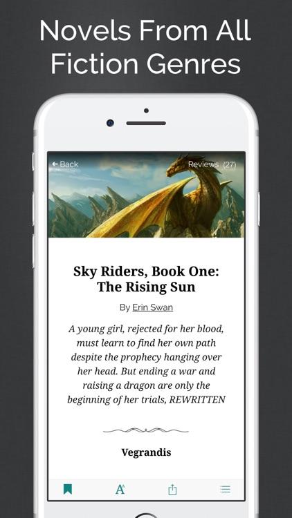 Inkitt: Fiction Books, Novels & Stories in English