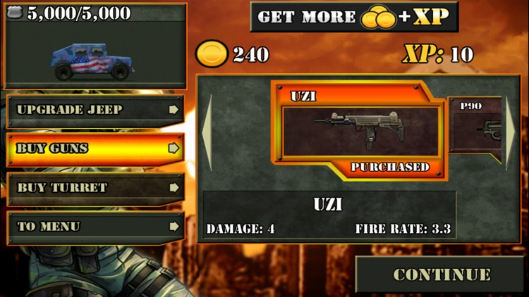 Shooting Game Warzone screenshot-3