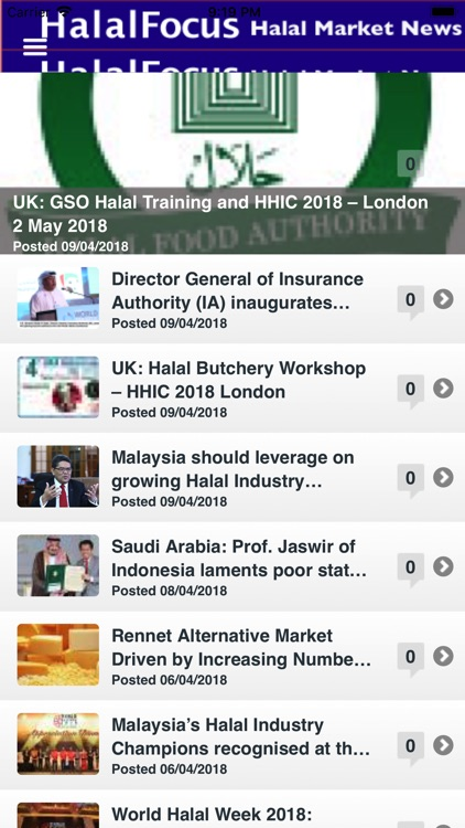 HalalFocus screenshot-1