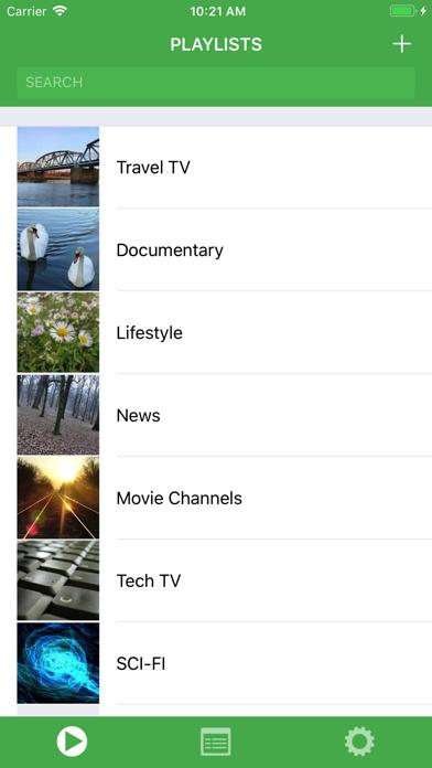Tải về NetTV - IPTV Player cho Pc