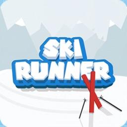 Ski Runner - Fun Game