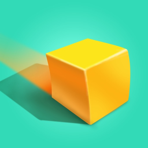 Jelly Cube Rolling iOS App