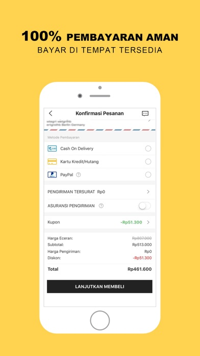 Screenshot for SHEIN - Toko Belanja Online in Indonesia App Store