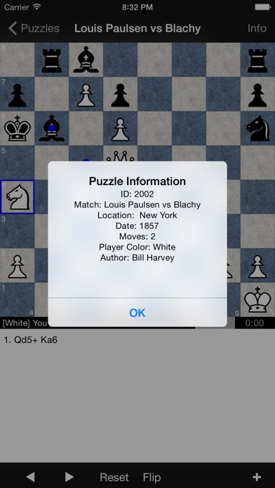 Chess Puzzles - Class... screenshot1