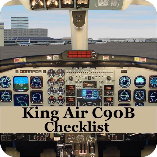 King Air C90B Checklist