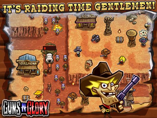 Screenshot #4 pour Guns'n'Glory Premium