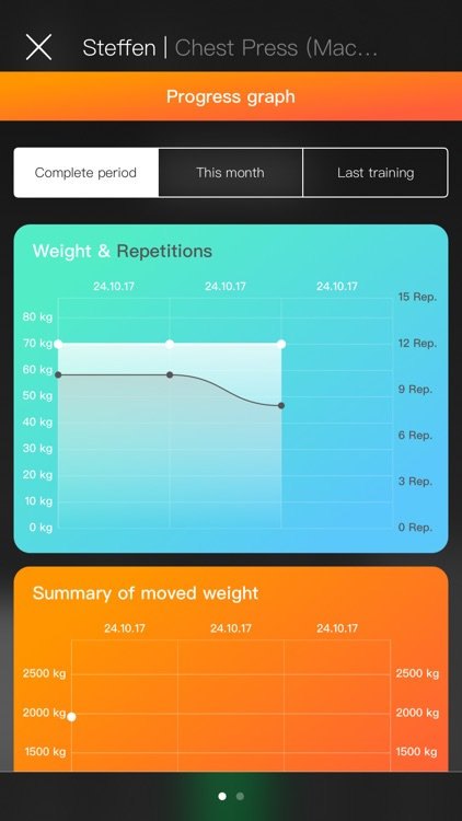 Gymnotize Workout Routines Gym screenshot-4