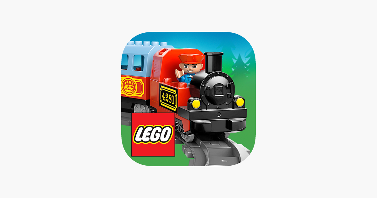 Lego Duplo Train On The App Store