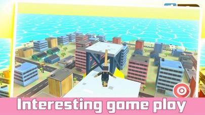 Block Man run City 3D screenshot two
