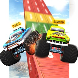 Monster Truck Racer 2017: New Fun Game
