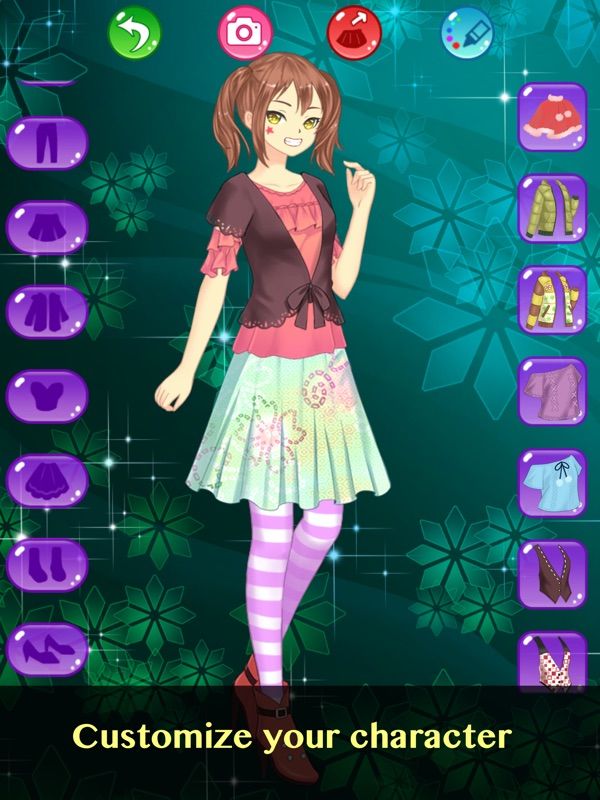 Anime Boutique Doll Maker Online Game Hack And Cheat Trycheat Com