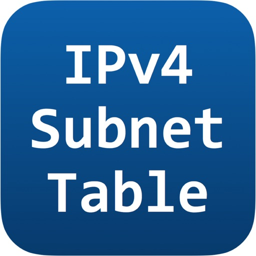 Subnet Table