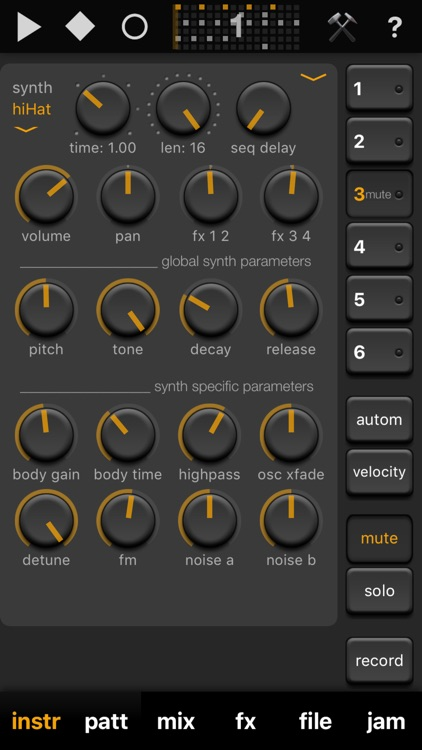 Elastic Drums screenshot-8