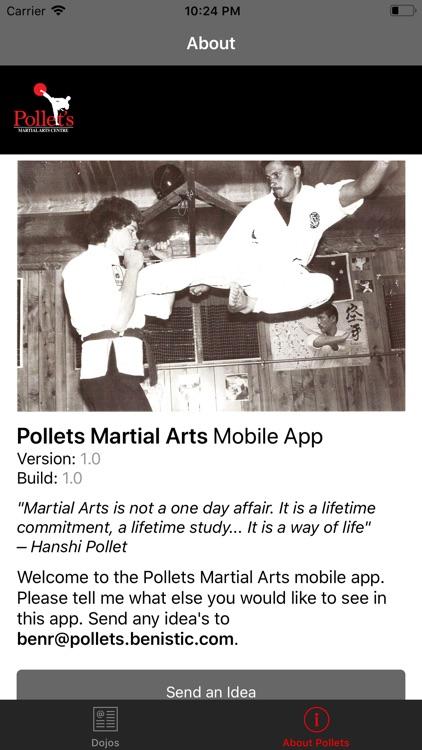 Pollets Martial Arts