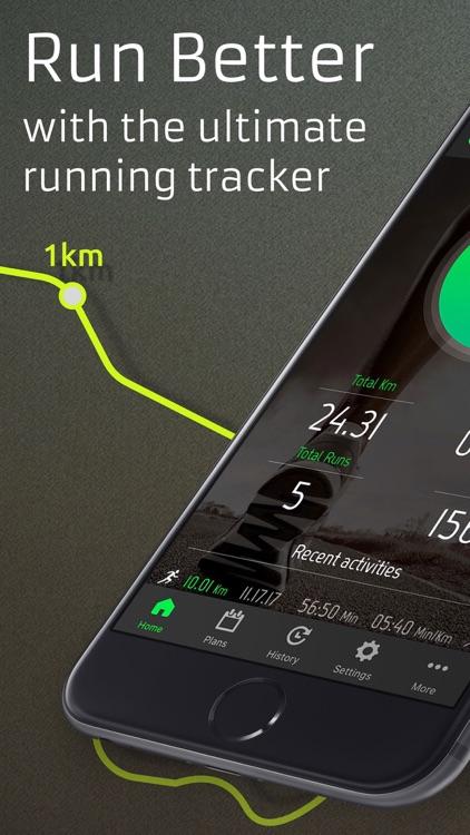 Running Distance Tracker Pro screenshot-0