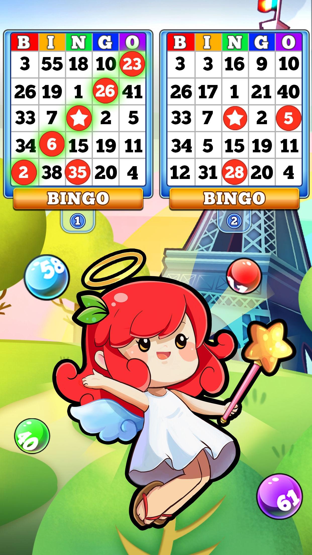 Bingo Heaven! Screenshot