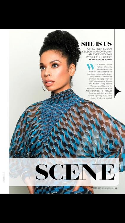 ESSENCE Magazine screenshot-4
