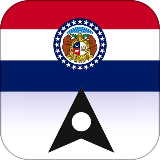 Missouri Offline Navigation