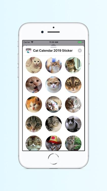 Cat Calendar 2019 screenshot-3