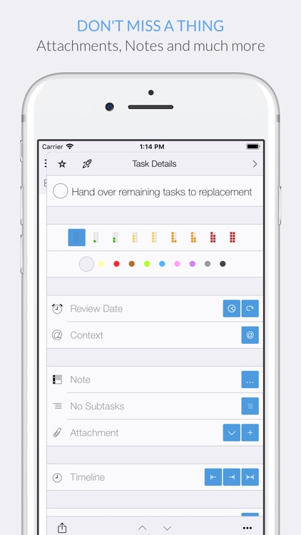 Organize:Me Cloud To-Do's screenshot-2