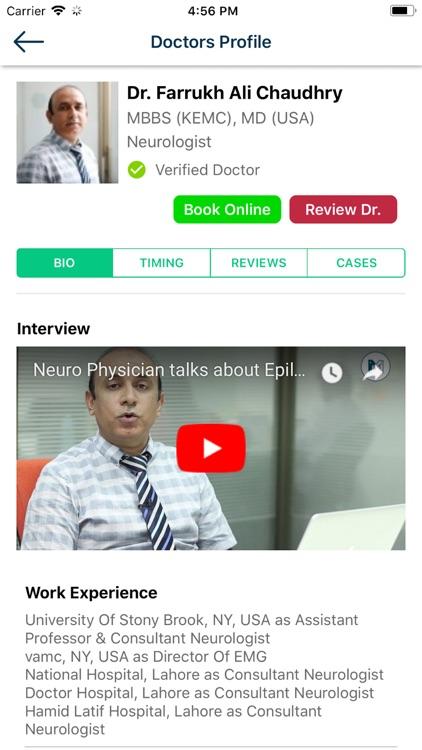 MARHAM - Find a doctor screenshot-3