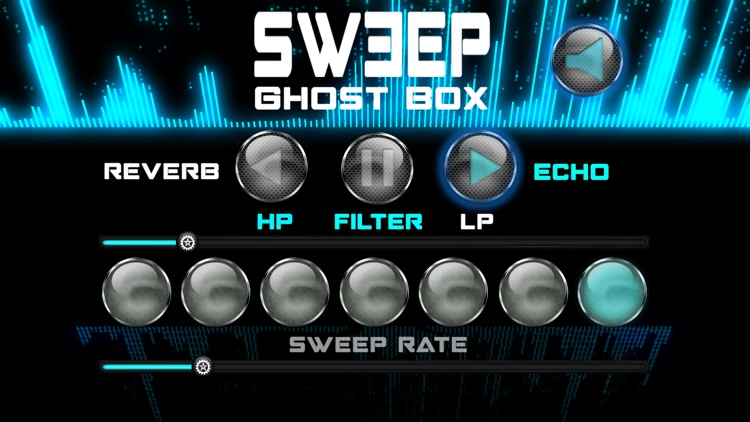 Sweep Ghost Box