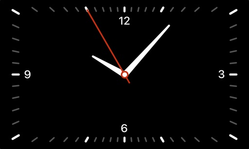 Screen Clock: Watch Time on TV icon