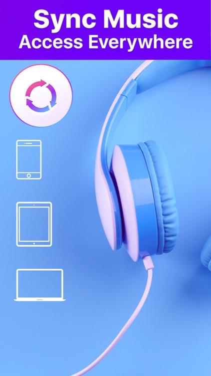 Music Now Offline Player screenshot-4