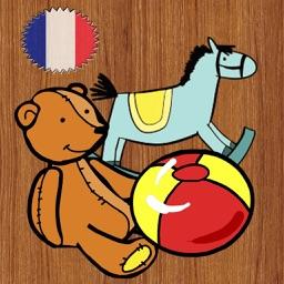 Cours de français Jouets