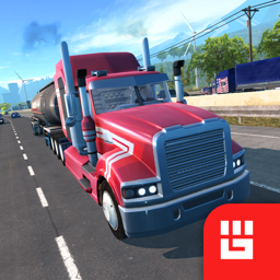 Ícone do app Truck Simulator PRO 2