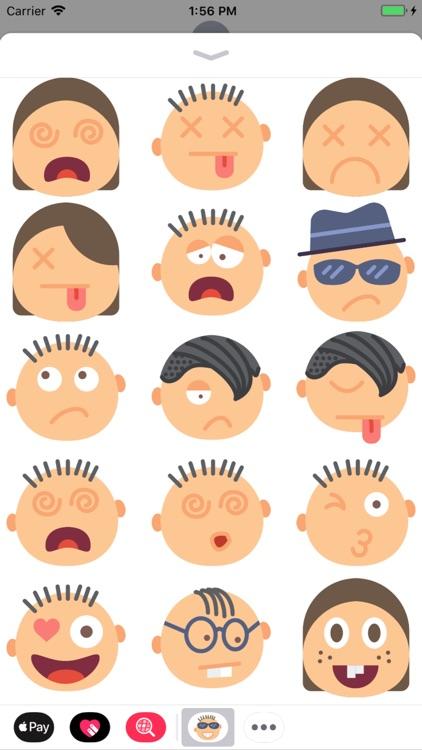 Faces: Smileys screenshot-4