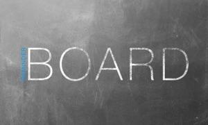 reminder board