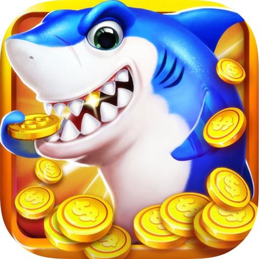 疯狂街机捕鱼-官方正版捕鱼游戏
