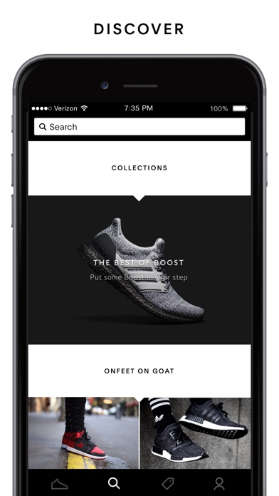 Download GOAT – Shop Sneakers for Pc