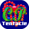 Tentacle Retro style game