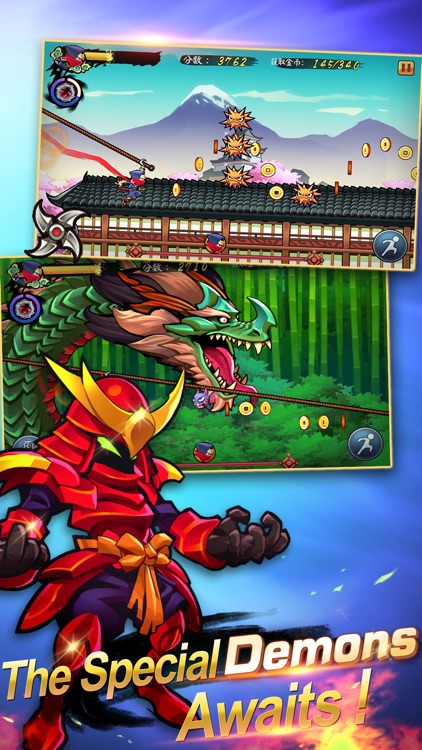 Super Ninja Run:Fever Fantasy screenshot-3