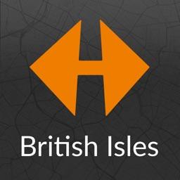 NAVIGON British Isles Apple Watch App