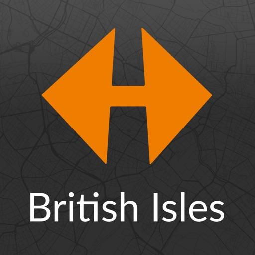NAVIGON British Isles