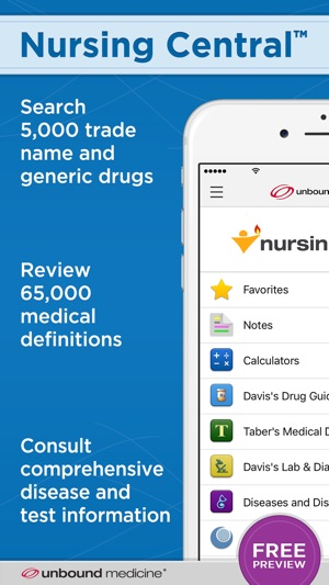 Nursing Central On The App Store