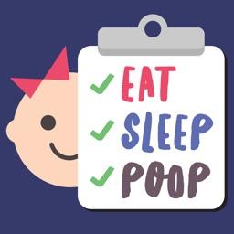 Eat Sleep Poop App