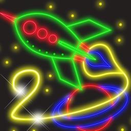 Glow Doodle 2