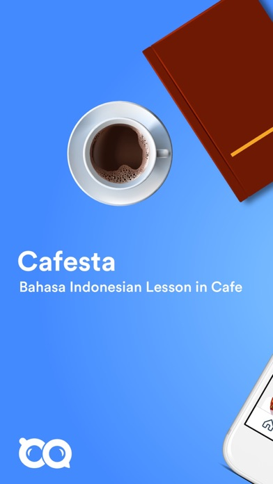 Cafesta - Bahasa Lesson App