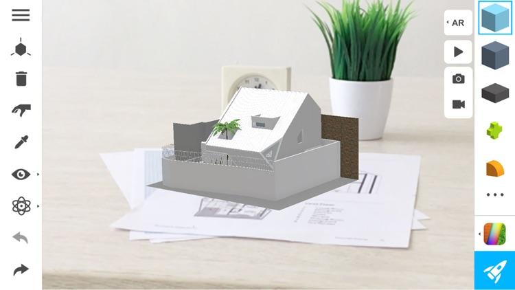 Assemblr - Make 3D, Show in AR screenshot-5