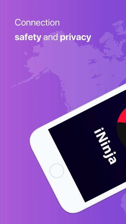 VPN iNinja - Fast & Unlimited