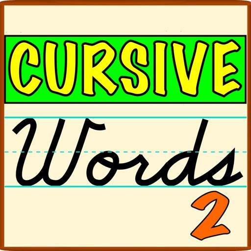 Cursive Words 2