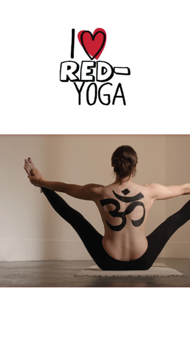 Red-Yoga screenshot two
