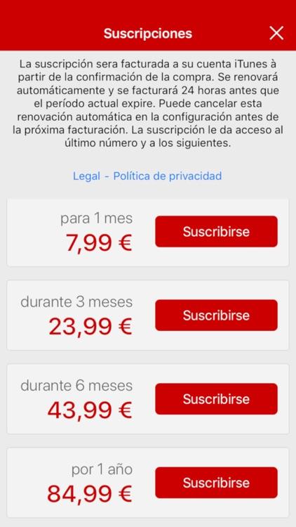 ¡HOLA! ESPAÑA Revista impresa screenshot-4