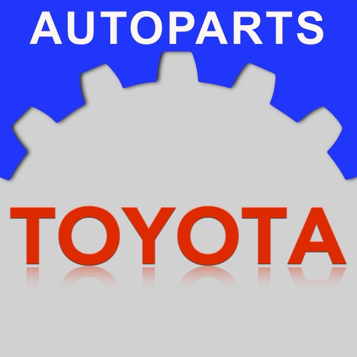 Autoparts for Toyota iOS App