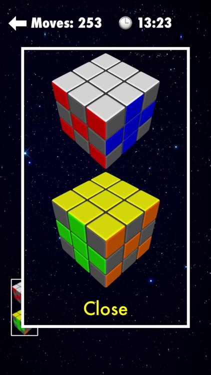 Cube Universe